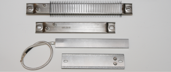 Strip and Finned Strip Heater