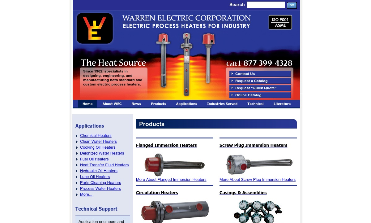 Warren Electric Corporation