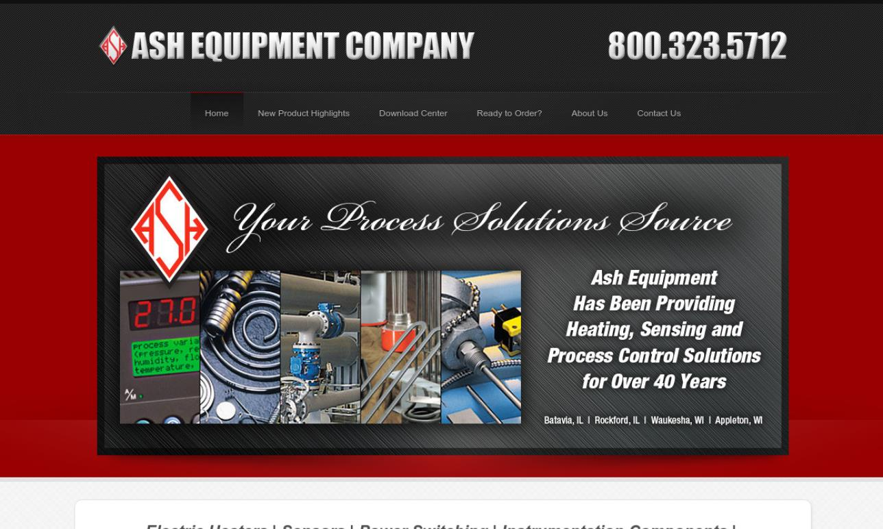 ASH Equipment Company