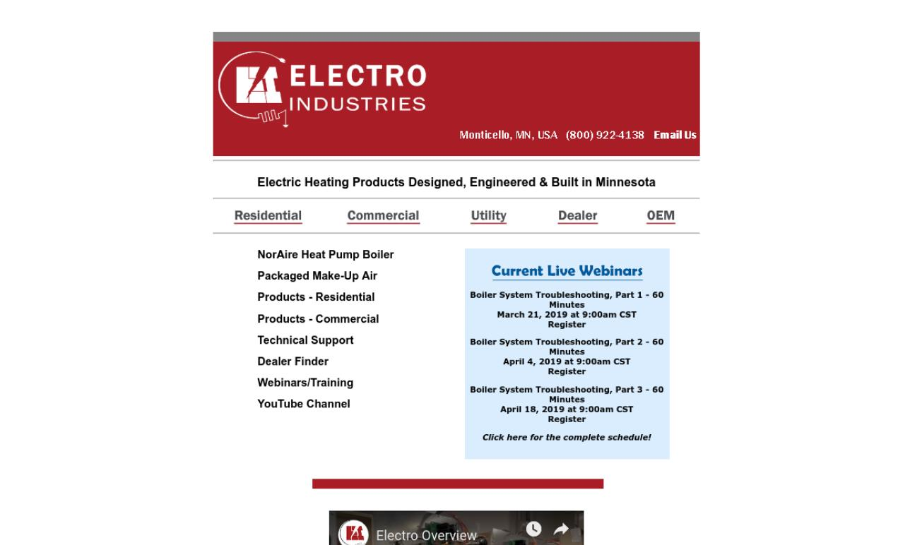 Electro Industries, Inc.
