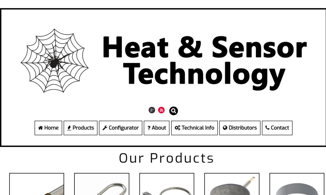 Heat and Sensor Technology