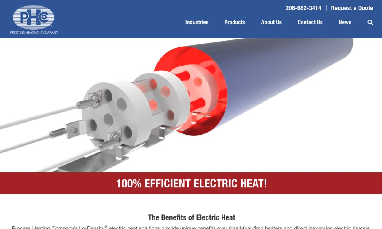 Process Heating Company