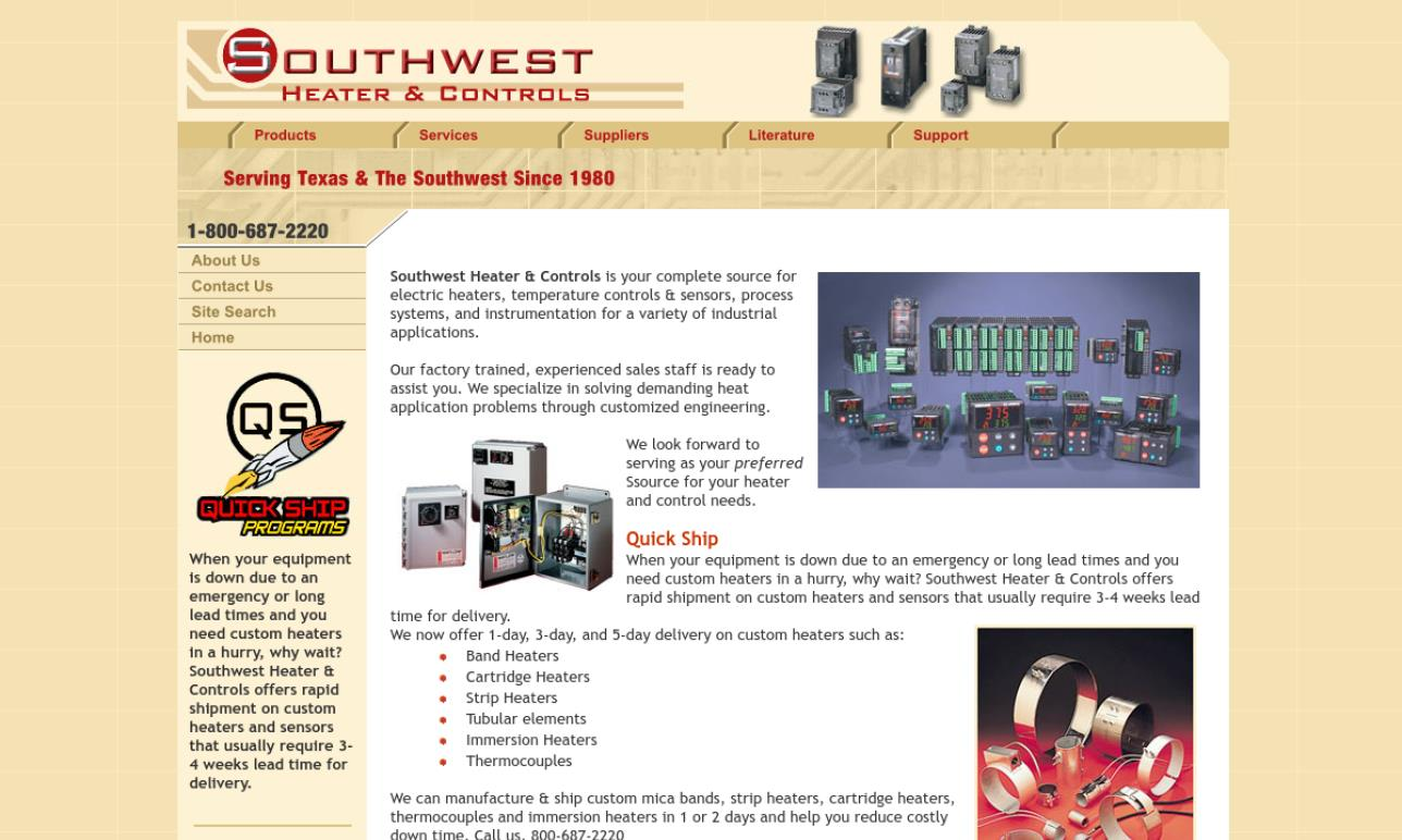 Southwest Heater & Controls