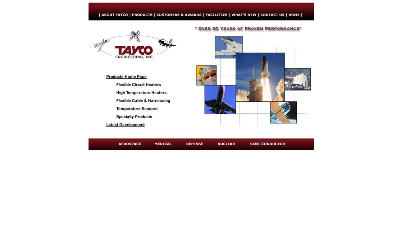 Tayco Engineering, Inc.