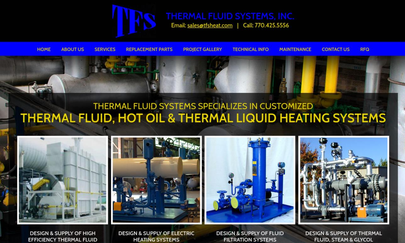 Thermal Fluid Systems, Inc.