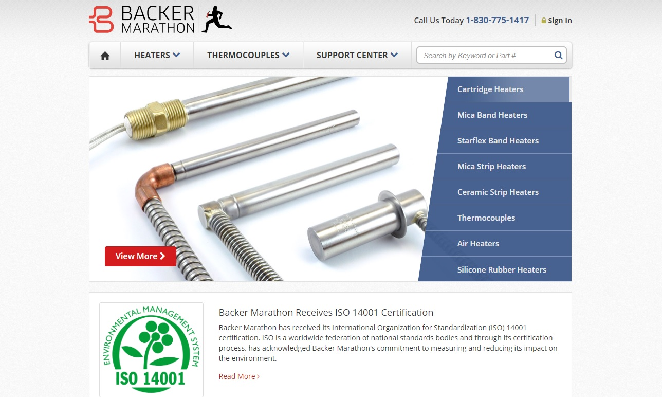 Backer Marathon, Inc.