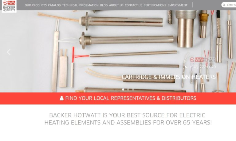 Backer Hotwatt, Inc.