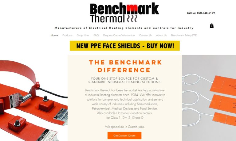 Benchmark Thermal