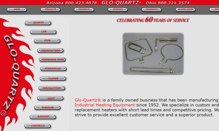 GLO-QUARTZ® Inc.